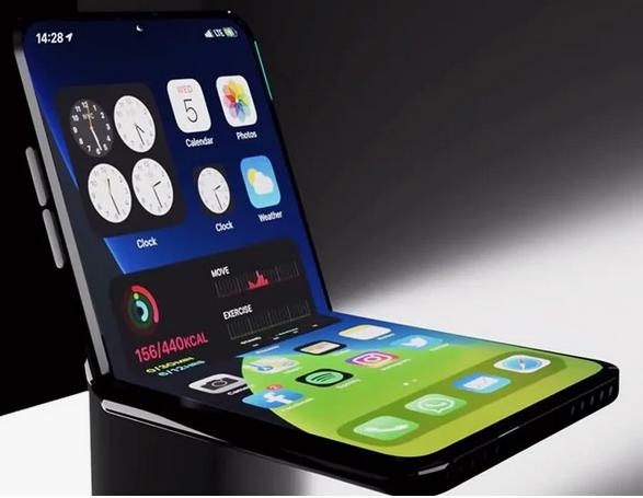 اپل، آیفون تاشو دارای سه نمایشگر خواهد ساخت