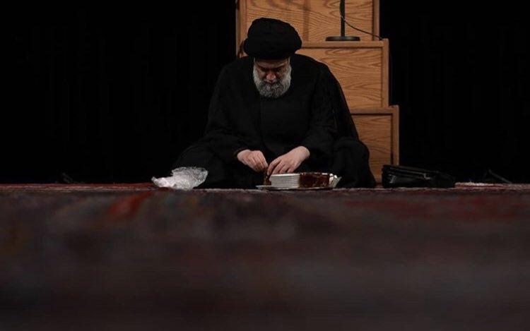 متفاوت ترین سخنرانی در مسجد امیر تهران