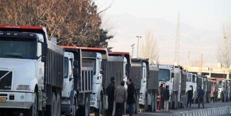 ورود دادستانی برای حل مشکل کامیونداران در فیروزکوه