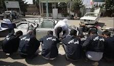 انهدام باند سارقان قطعات خودرو در کاشان