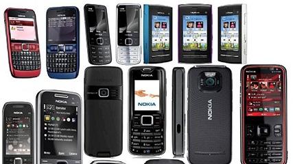 قیمت انواع گوشی همراه کمتر از یک میلیون تومان در بازار