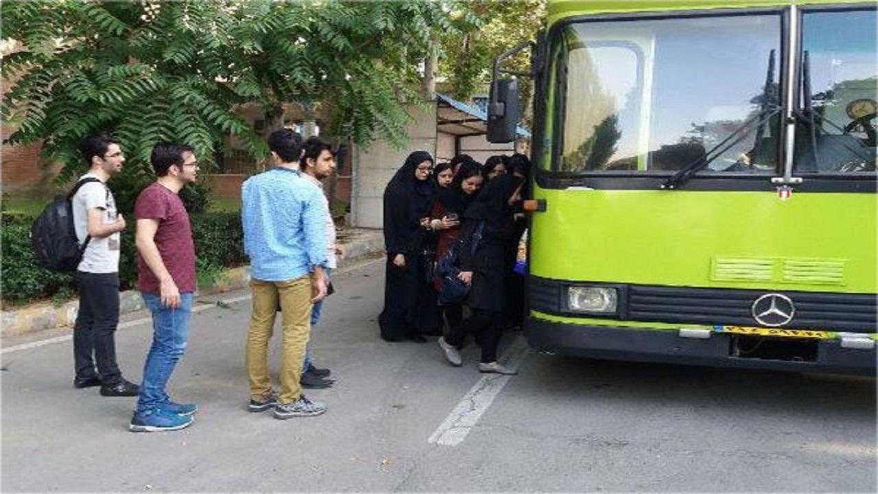 تدابیر سازمان حمل ونقل مسافر شهر کرمانشاه در روزهای کرونایی