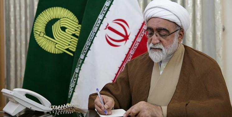 پیام تسلیت تولیت آستان قدس رضوی در پی درگذشت روح الله حسینیان