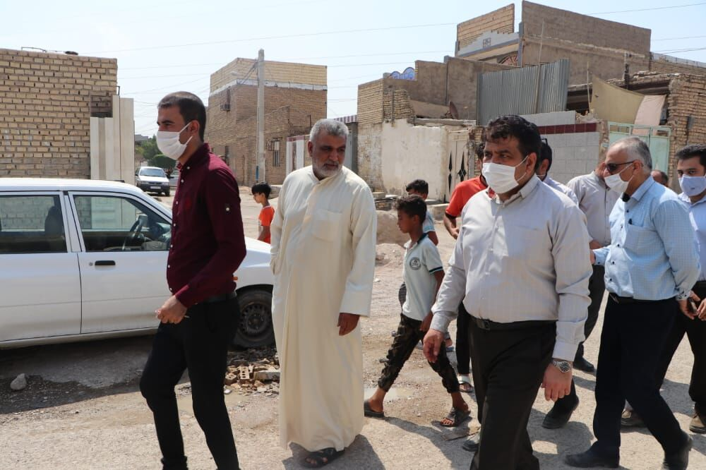 معاون استاندار: اقدام سازمان اموال تملیکی در کوی مدرس اهواز متوقف شود