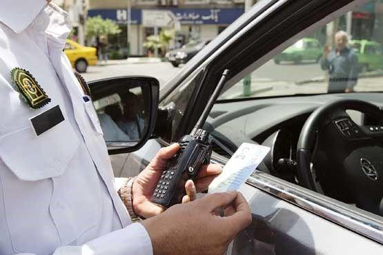 توقیف خودروهای هنجارشکن در شاهین شهر