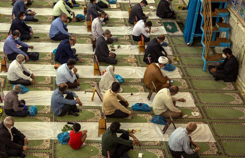 کرونا سبب لغو نمازجمعه در ۲۰ شهر و روستای یزد شد