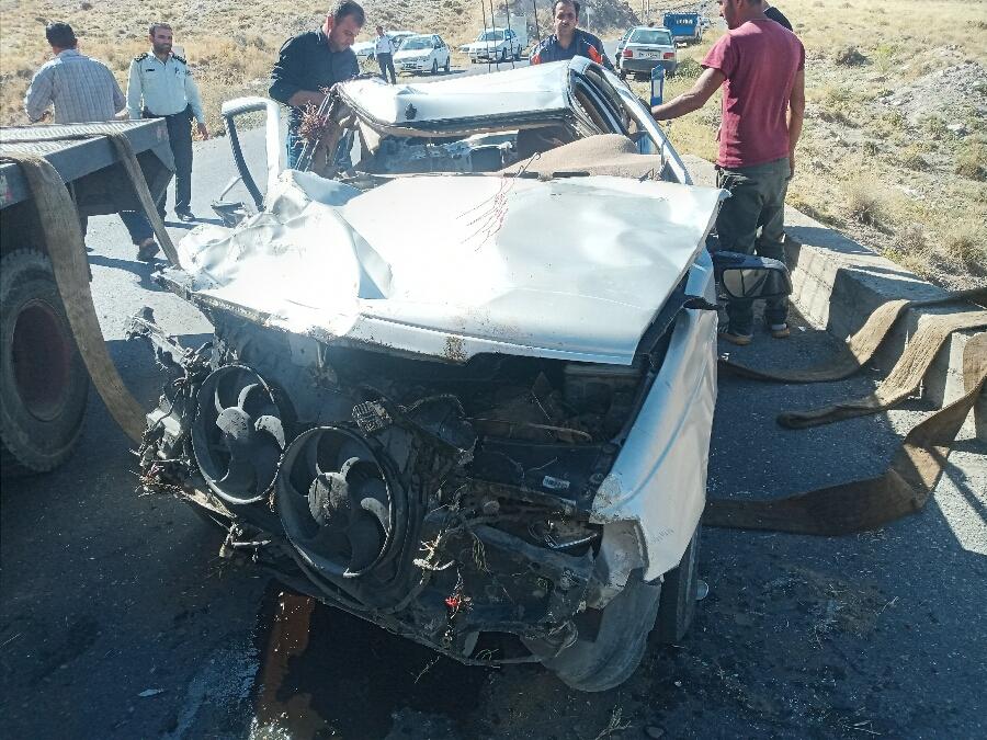 سانحه رانندگی مرگبار در یامچی