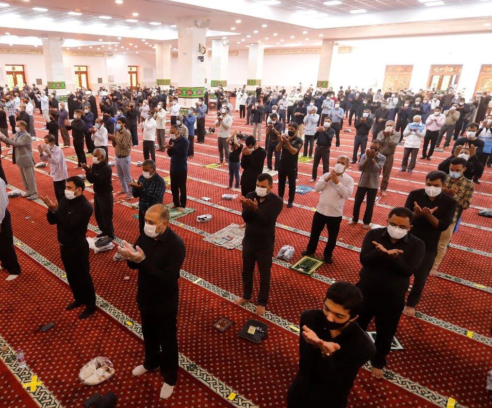 نماز جمعه در همدان اقامه میشود