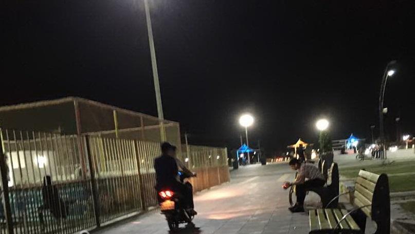ممنوعیت ورود موتورسواران به بوستانهای شهر قم
