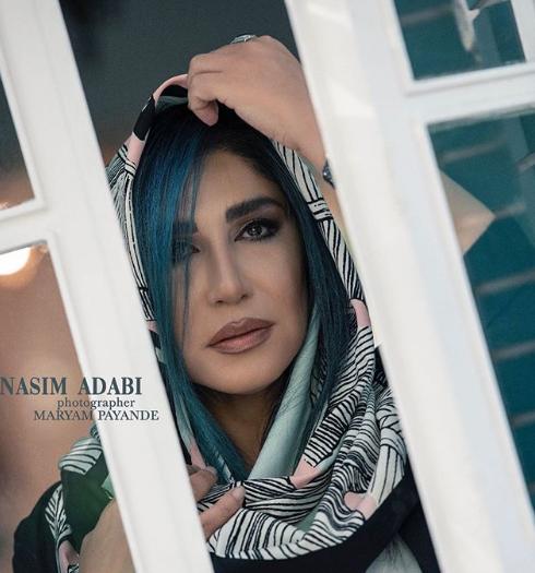 چهره ها/ عکس آتلیه ای نسیم ادبی