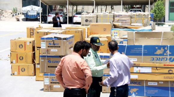 کشف محمولههای مختلف قاچاق در آذربایجان غربی
