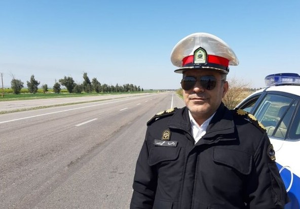 تمهیدات ترافیکی پلیس راه ایلام در ایام تاسوعا و عاشورای حسینی(ع)
