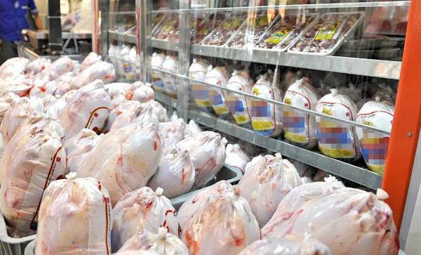 آغاز توزیع مرغ دولتی در خوزستان