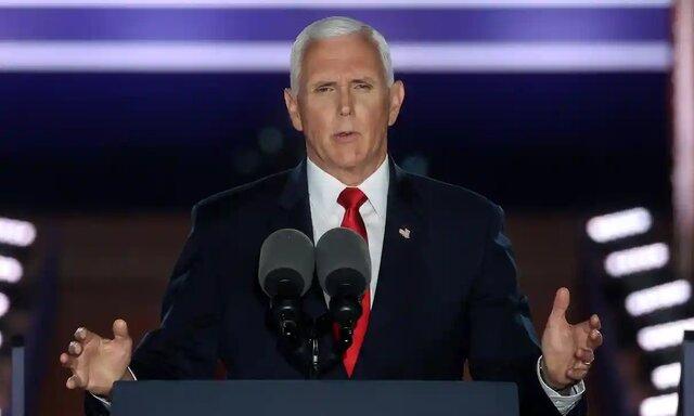 هشدار پنس به آمریکایی ها: با ریاست جمهوری بایدن امنیت نخواهید داشت