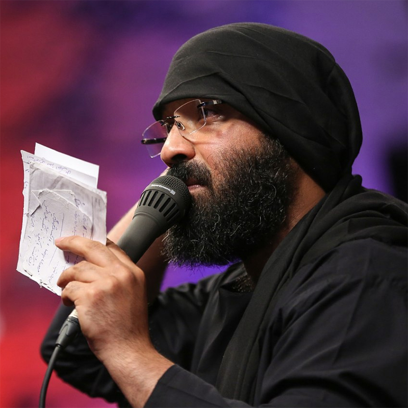 مداحی شب هفتم محرم 1399 با نوای حاج عبدالرضا هلالی