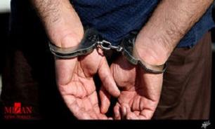قاتل زن سپیداری خود را تحویل پلیس داد