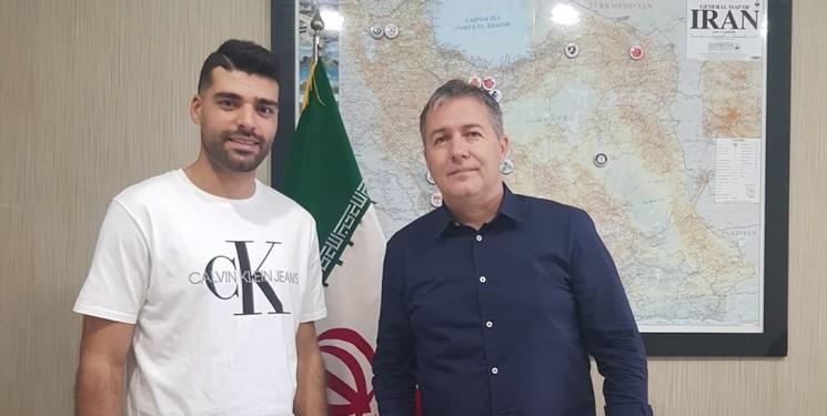 طارمی با سرمربی تیم ملی فوتبال دیدار کرد