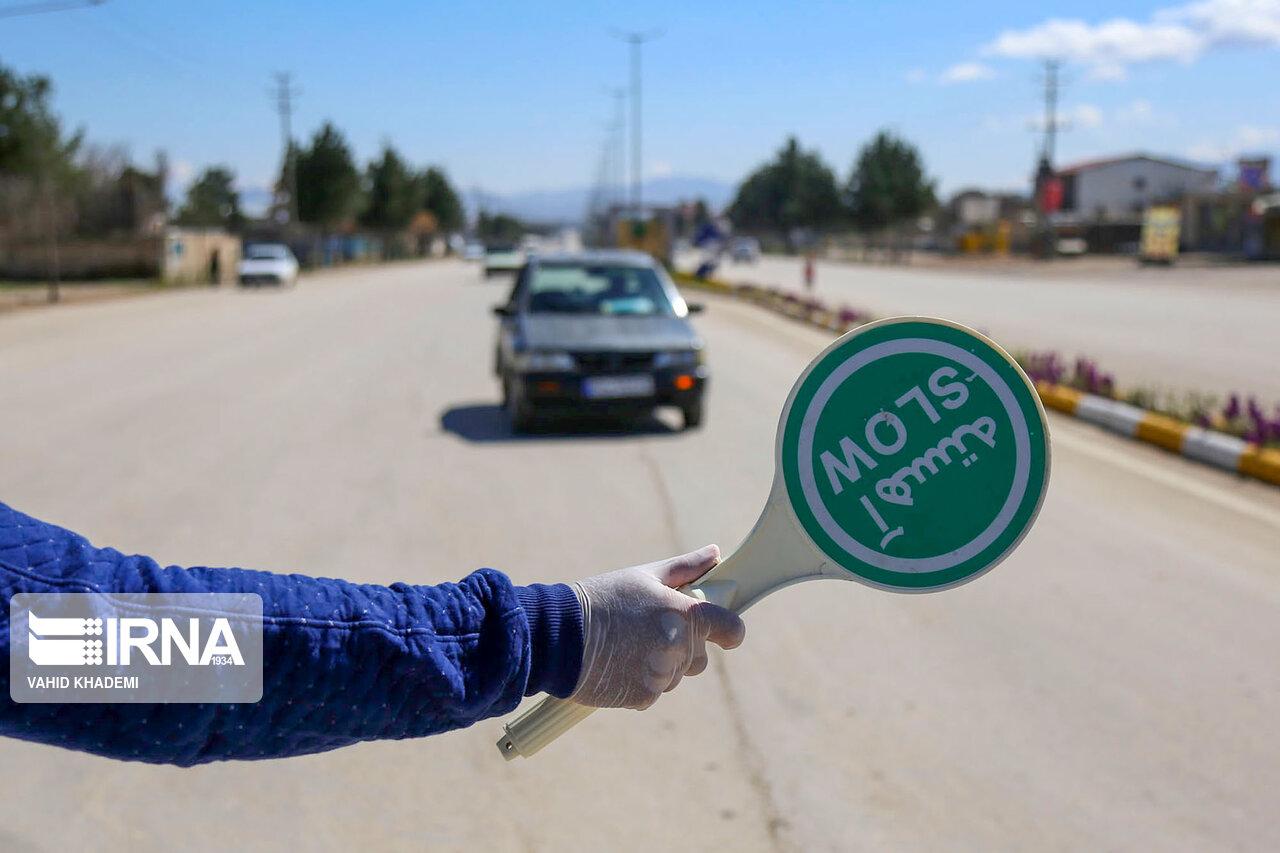 منع ورود مسافر به مناطق گردشگری خراسان شمالی