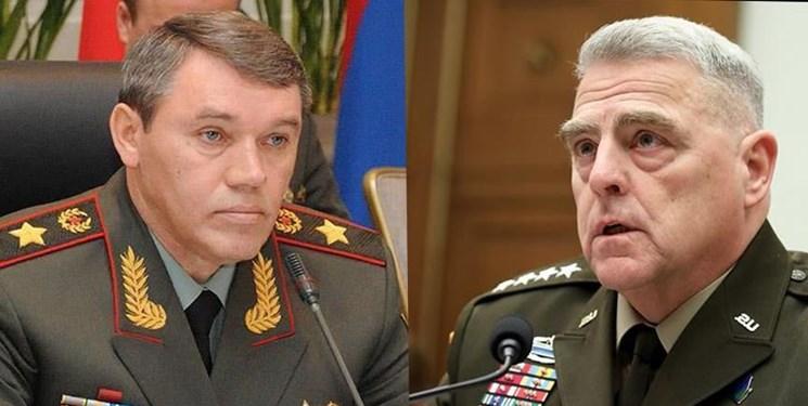 گفتوگوی تلفنی رؤسای ارتش آمریکا و روسیه درباره رویارویی نظامی در سوریه