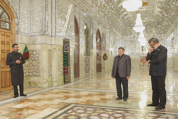 معرفی یک پیرغلام امام حسین (ع) در برنامه تلویزیونی «رضوان»