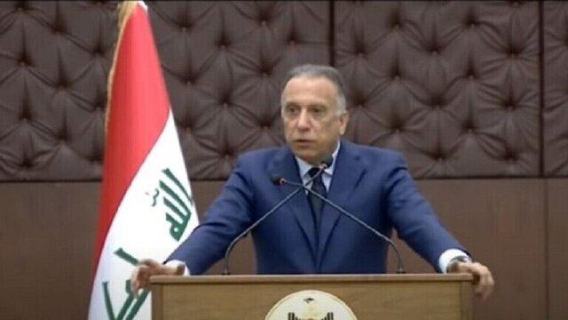 نشست الکاظمی با احزاب سیاسی عراق در منزل العامری