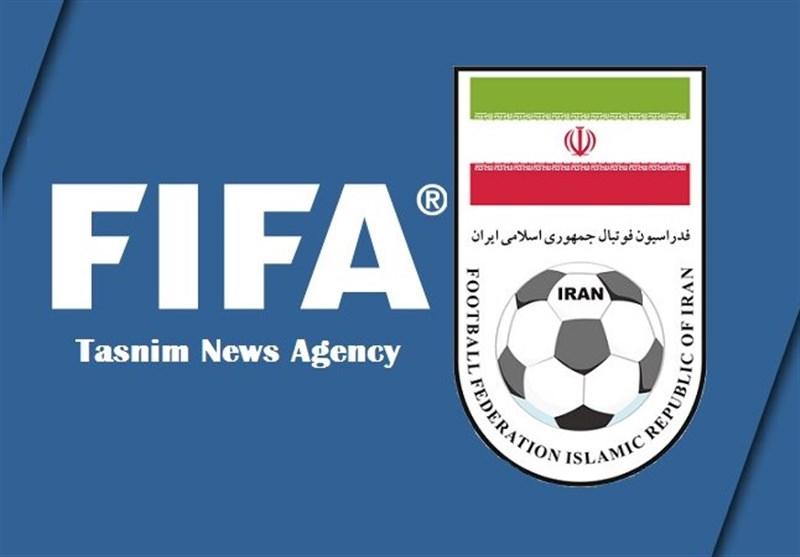 جلسه نبی و علینژاد با مدیران فیفا و AFC