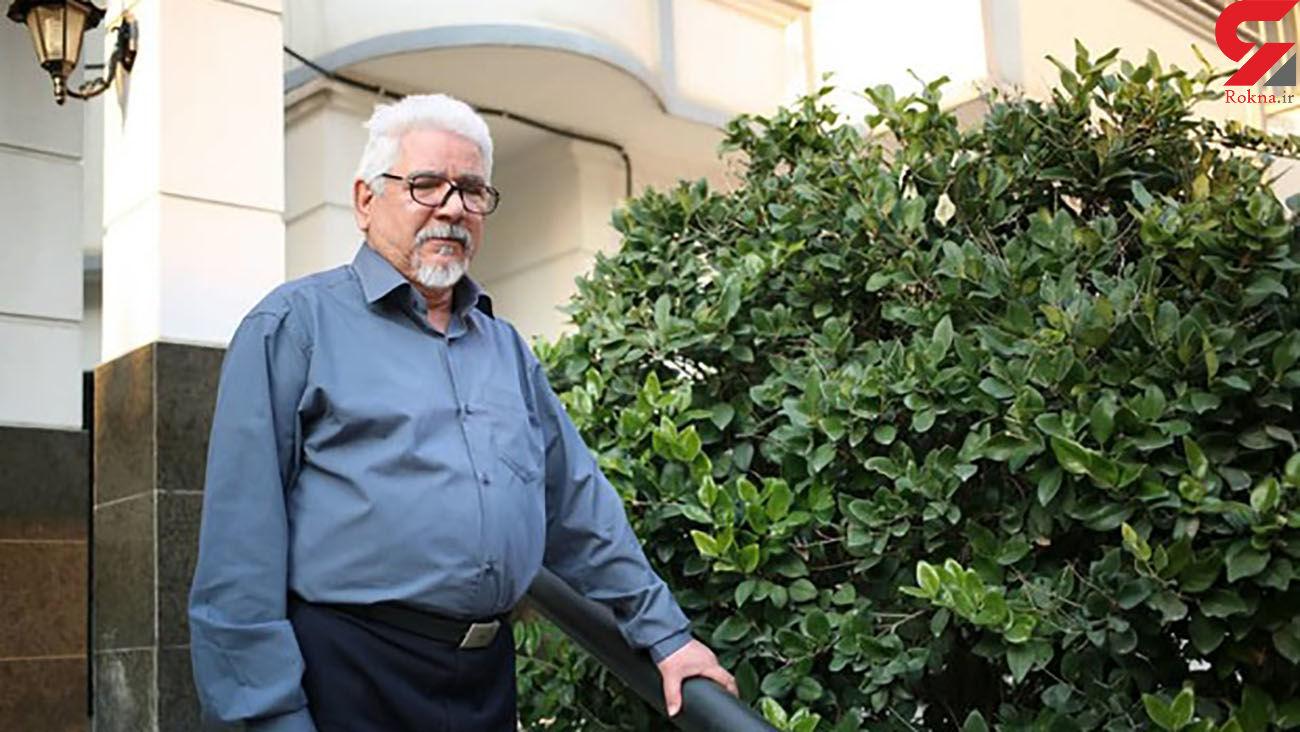 سردبیر سابق روزنامه اصلاح طلب گروگان مردان شکنجه گر