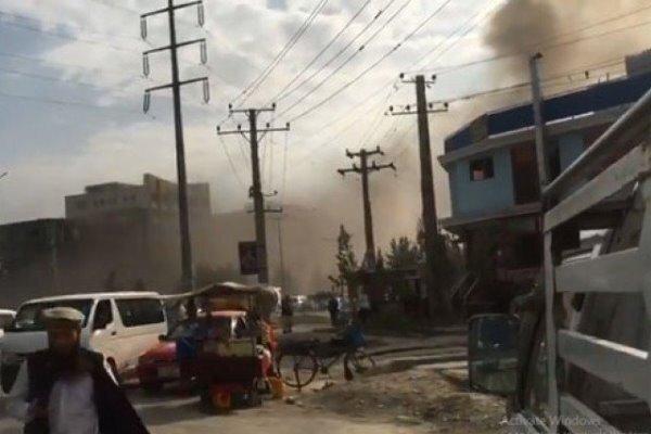 انفجار بمب در افغانستان ۱۳ کشته بر جای گذاشت