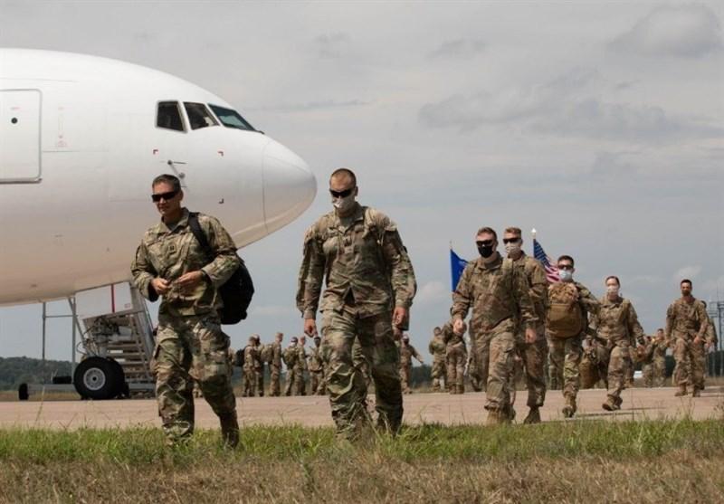 اعزام نیروهای گارد ملی ۳ ایالت آمریکا به شهر کنوشا