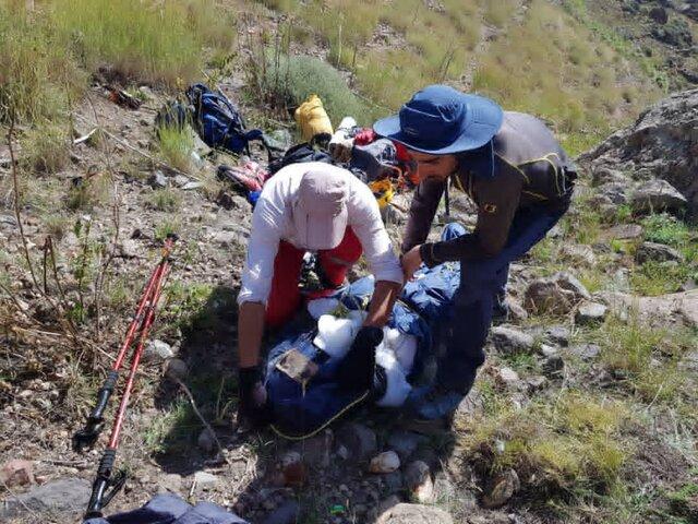 فوت یک کوهنورد با وجود ممنوعیت صعود