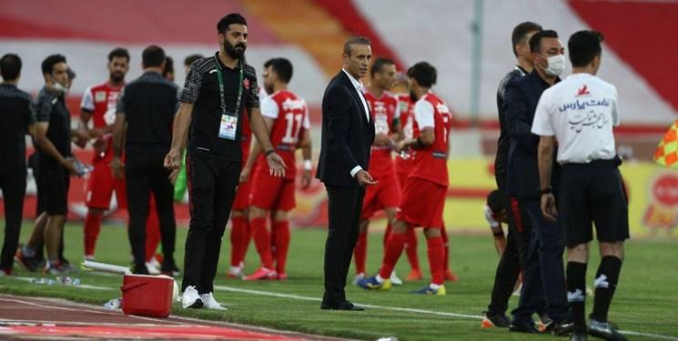 گلمحمدی عجله کرد، پرسپولیس باخت!