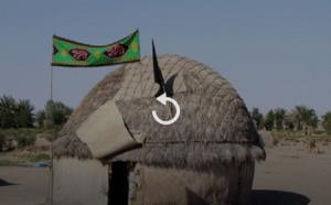 موکب کپری عزاداری در قلعه گنج