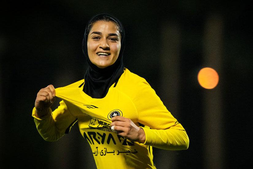 ملیپوش فوتبال زنان: تلاشم را برای لژیونر شدن انجام میدهم