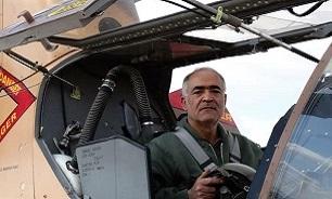 طلایهدار پرواز عملیاتی و آموزشی با بالگرد کبرا به دیار باقی شتافت