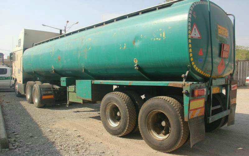 کشف ۲۴ هزار لیتر نفت سفید قاچاق در کردستان