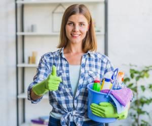 تمیزکاری خانه در چه فاصله زمانی باید انجام شود؟