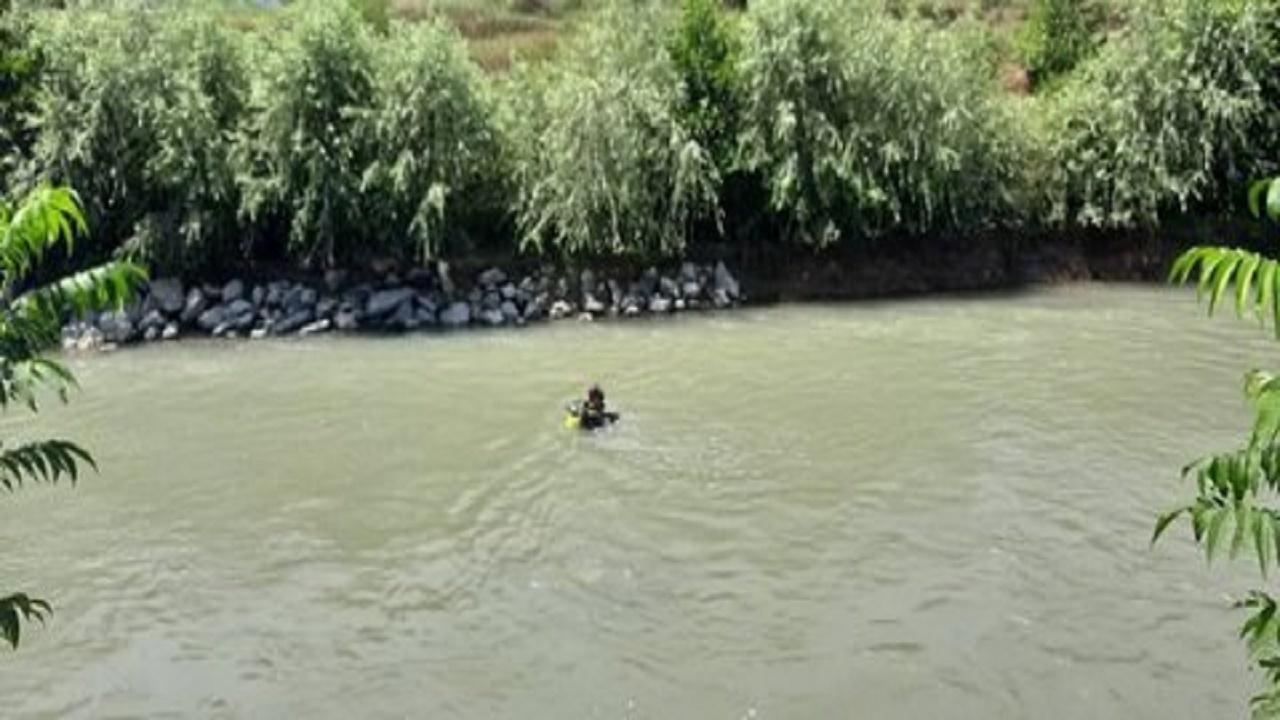 پیدا شدن جسد جوان ۲۵ ساله در زاینده رود