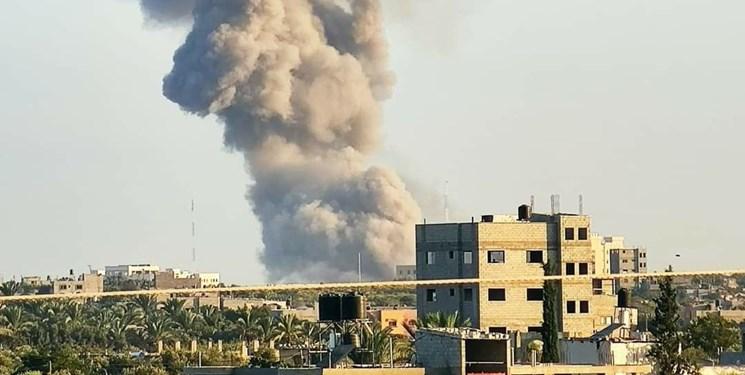 منابع فلسطینی: هواپیماهای اسرائیلی به نوار غزه حمله کردند