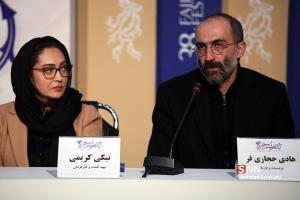 نقش مهم هادی حجازیفر در فیلم نیکی کریمی