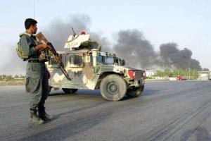 وقوع ۲ انفجار پیاپی در مزار شریف افغانستان