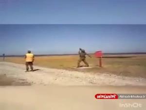 حادثه هولناک در مسابقات نظامی پدافند هوایی روسیه