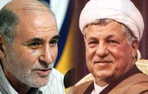 دفاع هاشمیرفسنجانی: زیر سؤالبردن نبوی، ترور دوم است