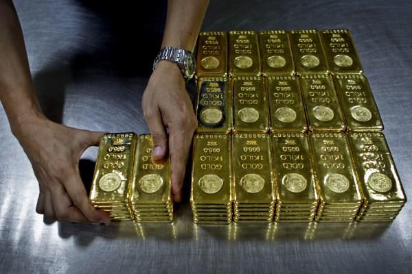 طلای جهانی 16 دلار ارزان شد