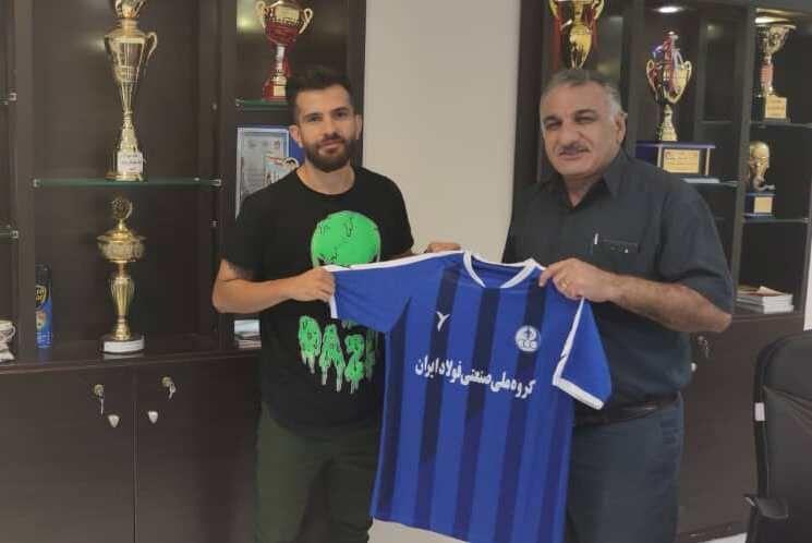 استقلال خوزستان یک بازیکن جدید جذب کرد