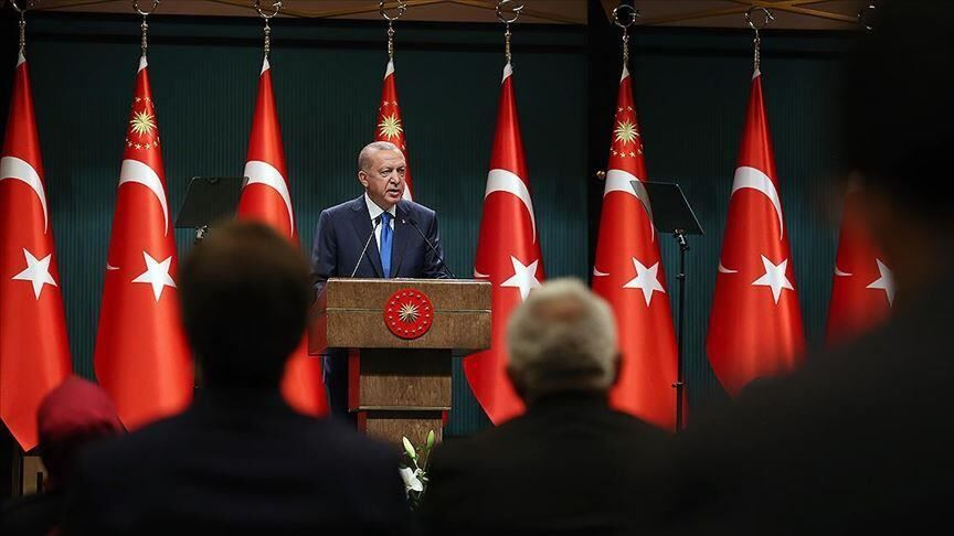 انتقاد اردوغان از کشورهای اروپایی در مسائل قبرس، سوریه و لیبی