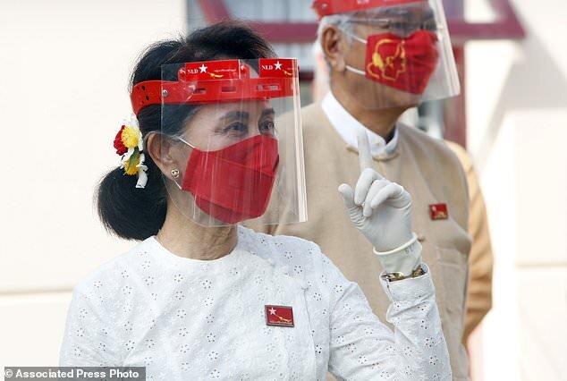 کارزار انتخاباتی سوچی در میانمار کلید خورد