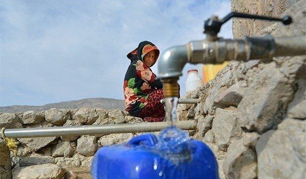 آب شرب تحویلی به روستای شیخ صله کرمانشاه سالم است