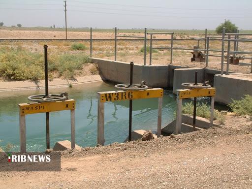 دستگیری سارقان تجهیزات آبیاری منطقه غرب دز