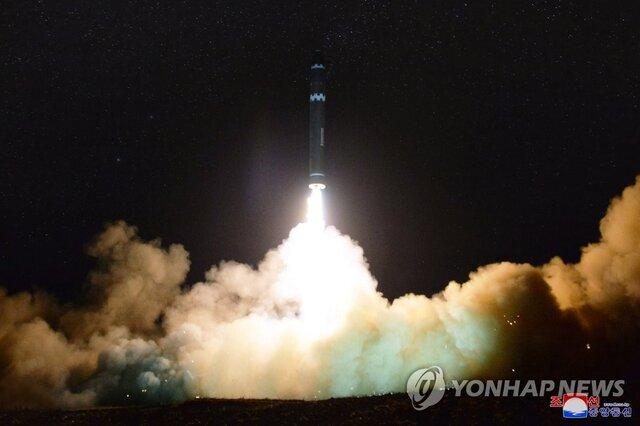 هشدار واشنگتن درباره برنامههای موشکی کره شمالی علیه شرکتهای خصوصی