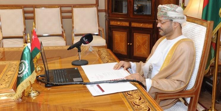 وزیر خارجه جدید عمان: صلح با وجود اشغالگری اسرائیل محقق نمیشود